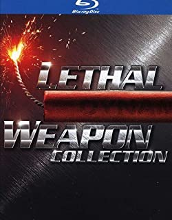 Lethal Weapon Complete Collection [Blu-ray] [US Import] (B0079KGAOY) | Amazon price tracker / tracking, Amazon price history charts, Amazon price watches, Amazon price drop alerts
