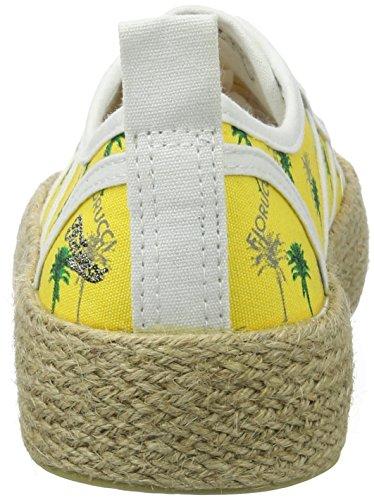 Fiorucci Fepd027, chaussons d'intérieur femme Gelb (Giallo)