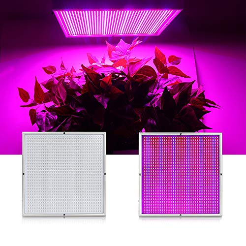 LED Grow Light, 200W 2009 LEDs Plant Lamp Panel mit Rotblaublauem IR-Lampe für Indoor/Grow Box/Greenhouse Veg. Flower Growth Series 2.0 -