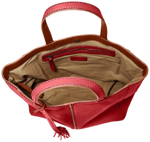 Loxwood 3172Vp, Cabas Rouge (Red Tan)