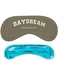 daydream B-4003 - Antifaz para dormir con compresa de frío, color gris