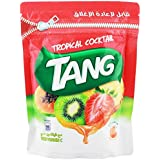 Tang Tropical Cocktail Drink Powder (Imported) Resealable Pouch, 500g