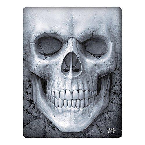 Coperta Felpata Solemn Skull Spiral Direct (150 x 200cm)