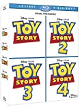 Toy Story 1 + 2 + 3 + 4 [Blu-ray]