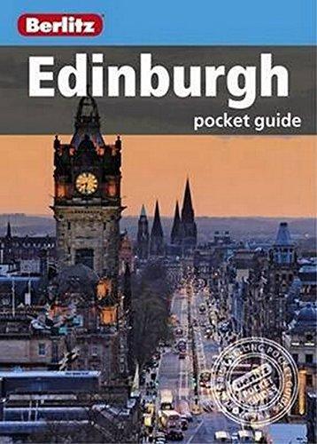 Edinburgh Pocket Guide Berlitz (Berlitz Pocket Guides)