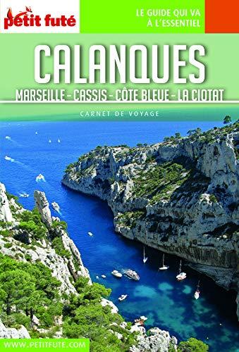 CALANQUES 2019 Carnet Petit Futé (Carnet de voyage) (French Edition)