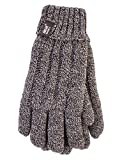 Heat Holders - Damen Thermisch Winter Handschuhe in 7 Farben (S/M, Hirschkalb)
