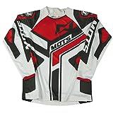 Mots MT2104MR Trial Step 2 Camiseta, Rojo, Talla M