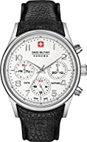 Reloj Swiss Military 642780400107 Hombre Multifuncion Zafiro de Swiss Military Hanowa