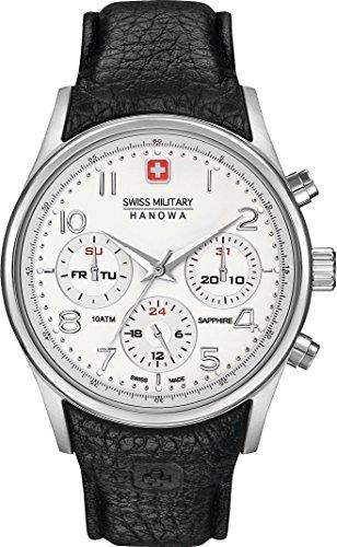 SWISS MILITARY-HANOWA Herren-Armbanduhr 06-4278.04.001.07
