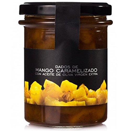 Dés de Mangue Caramélisés (220 g) - La Chinata