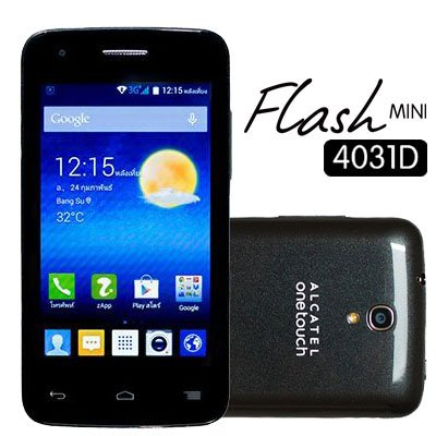 Alcatel Flash Mini