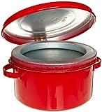 Eagle b-601Bench verzinktem Stahl kann die Sicherheit, 1Quart Kapazität, rot