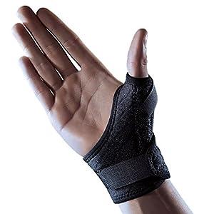 LP Support 563CA Daumen-Bandage – Daumenschutz – Daumenschiene aus der Extrem Serie