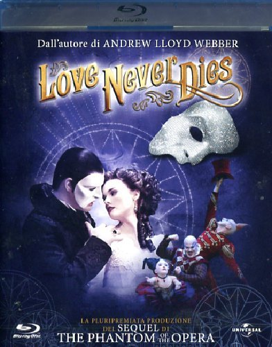 Love never dies [Blu-ray] [IT Import]