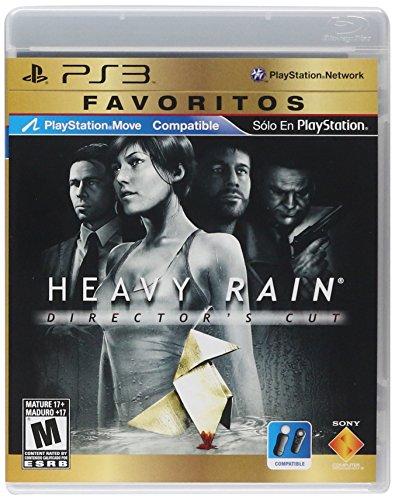 PlayStation 3 Heavy Rain Regisseur Cut Favoritos - Spanisch/English Edition