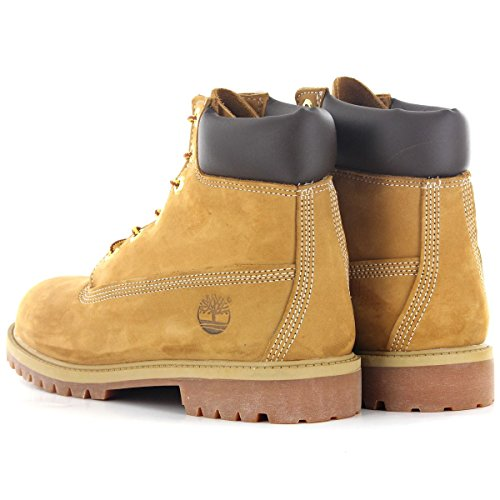 Timberland - Premium Boot - Mixte Junior Beige (Bianco)