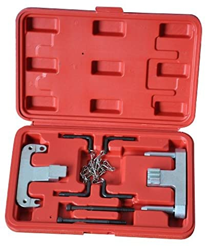 FoxHunter AUTOTOOLS-DESLKCD-MERCEDES-CHRYSLER Engine Timing Locking Tool Kit