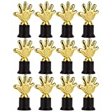 Pack of 12 Mini Trophies - Award Trophy - Trophy Award - Plastic