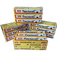 Panchavati Räucherstäbchen – 48 Boxen – 10 Stäbchen pro Box (480 Stück) preisvergleich bei billige-tabletten.eu