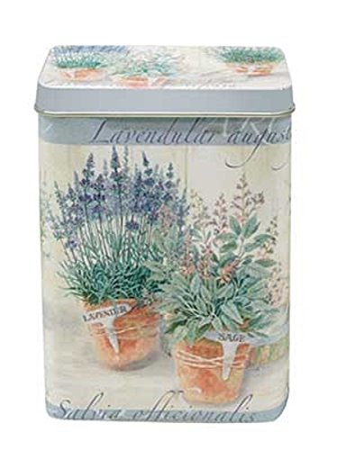 Dose Lavendel 100 g Vorratsbehälter Teedose Kaffeedose