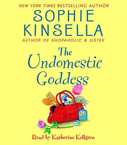 The Undomestic Goddess por Sophie Kinsella