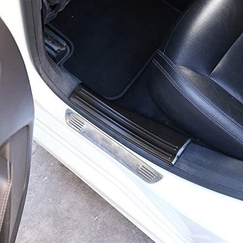 TOOGOO pour Mercedes Benz A B GLA CLA Classe C117 W117 W176 W246 A180 Accessoires De Garniture De Ventilation pour Climatiseur De Ligne Arri/ère ABS