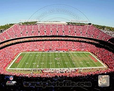 Arrowhead Stadium 2011 Photo Print (40,64 x 50,80 cm)