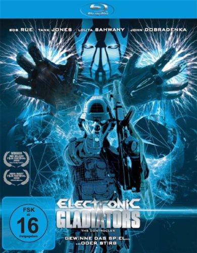 Preisvergleich Produktbild Electronic Gladiator's - The Controller [Blu-ray]