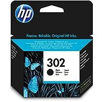 HP F6U66AE (302) Mürekkep Kartuş 190 Sayfa, Siyah