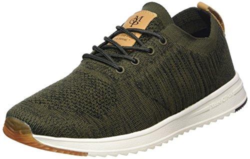 Marc OPolo Herren Sneaker 80223713503601 Grün Oliv hfb