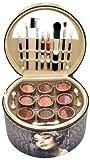 Gloss! Mallette de Maquillage Vintage 36 Pièces, Coffret Cadeau-Coffret Maquillage