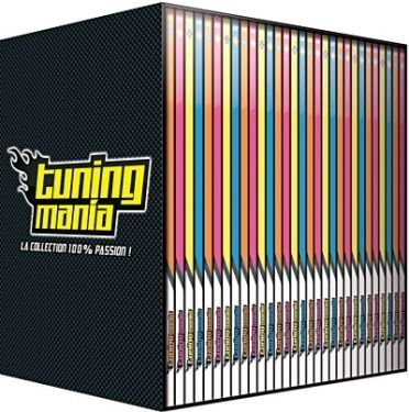 Coffret 30 DVD Tuning Mania