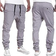 Pantalones de Trekking Hombre Pantalones de Softshell Summer Fashion tideway leisure Pantalones Sweatpant Ropa de hombres pantalones jogger casuales Xinan