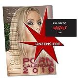 Kalender 2019 Porn Wandkalender, Erotikkalender inkl. Magnet Lass mich dein