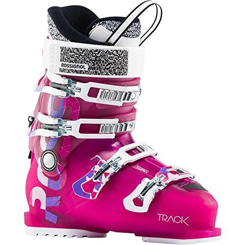Rossignol Herren Skischuhe Track Rental W Pink Größe 42 2/3, Rosa, 27.5