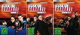 Alarm für Cobra 11 - Staffel 1+2.1+2.2 im Set - Deutsche Originalware [9 DVDs] - Mark Keller, Charlotte Schwab, Carina Wiese, Dietmar H. Huhn Erdogan Atalay