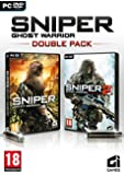 Pack Sniper Ghost Warrior 1 + 2