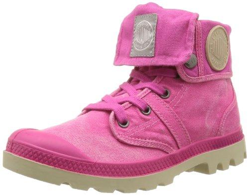 Palladium Baggy, Boots femme Rose (Fushia)