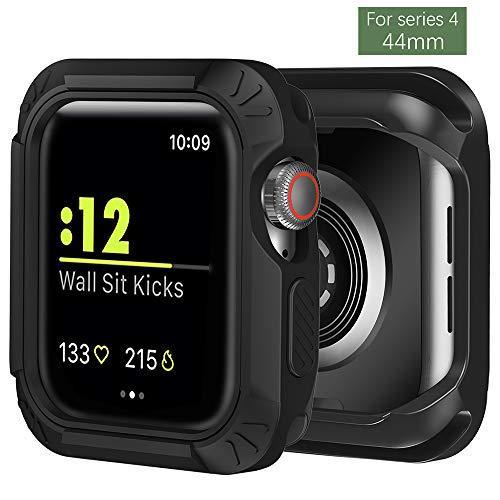 Steanum Compatible Apple Watch Funda Serie 4 44mm