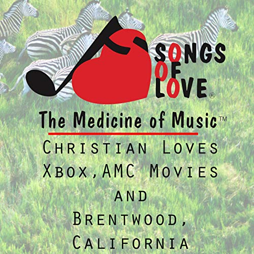Christian Loves Xbox, Amc Movies and Brentwood, California