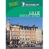 Le Guide Vert Week-end Lille Michelin