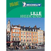Le Guide Vert Week-end Lille Michelin