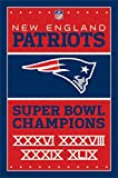 New England Patriots - Champions 15 Poster (55.88 x 86.36 cm)