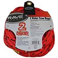 RAVE Sports 2 Rider Tow Rope by Rave Sports