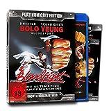 Bloodfight (Platinum-Cult-Edition - Blu-Ray + DVD) - Bolo Yeung, Simon Yam