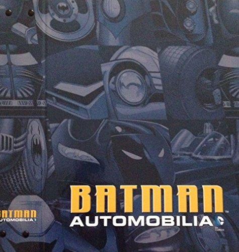 Archivador 16 revistas colección Batman Automobilia