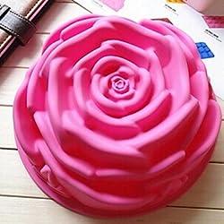 WYFC Rosenarten formen Form Gelee Schokoladenkuchenform Eis