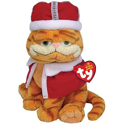 Ty HIS MAJESTY the King Garfield - Majestys Animali