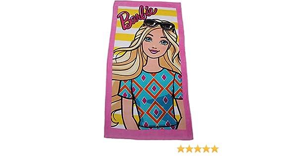 Barbie Pink Marmaid grande telo mare da Besttrend